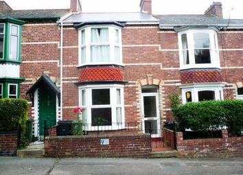 Thumbnail 2 bed terraced house to rent in St. Leonards Avenue, St. Leonards, Exeter