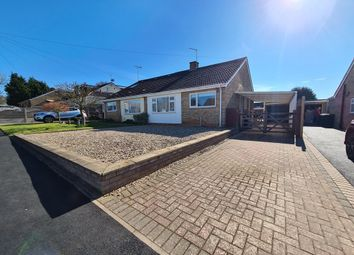 Thumbnail 2 bed semi-detached bungalow for sale in Waterloo Crescent, Bidford On Avon