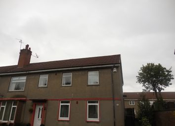 Thumbnail 3 bed flat for sale in Mountblow Road, Clydebank