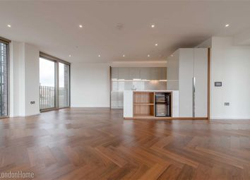 Thumbnail 3 bed flat for sale in Capital Building, Embassy Gardens, Vauxhall, London