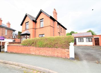 Thumbnail 9 bed detached house for sale in 48 Alexandra Road, Wrexham