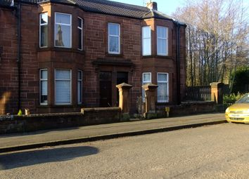 Thumbnail 1 bed flat to rent in Wood Street, Coatbridge, Lanarkshire