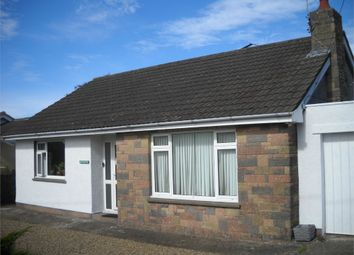 Thumbnail 2 bed detached bungalow for sale in Gwernfor, Spring Hill, Dinas Cross, Newport, Pembrokeshire