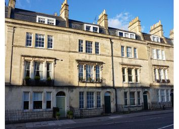 Thumbnail 1 bed flat for sale in 13 Bathwick Street, Bath