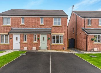 Thumbnail 3 bed semi-detached house for sale in Heol Y Pibydd, Gorseinon, Swansea