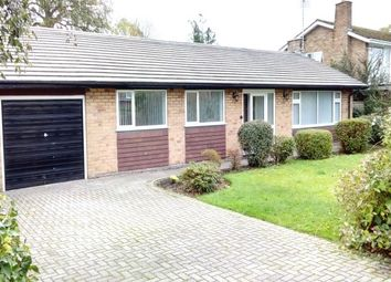 Thumbnail 3 bed bungalow to rent in Arley Close, Upton, Chester