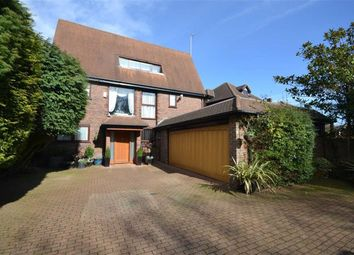 Thumbnail 5 bed detached house for sale in Galley Lane, Arkley, Hertfordshire