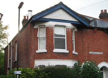Thumbnail 1 bed maisonette to rent in Harborough Road, Southampton