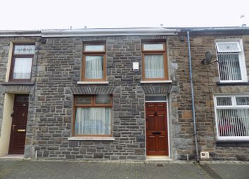 Thumbnail 3 bedroom terraced house to rent in Wyndham Street, Treherbert, Treorchy, Rhondda, Cynon, Taff.