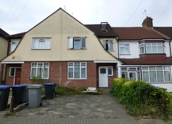 Thumbnail 5 bed terraced house to rent in Preston Road Area, Wembley