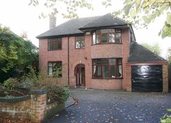 Thumbnail 5 bed detached house to rent in Darley Park Drive, Darley Abbey, Derby