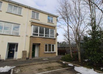 Thumbnail 2 bed end terrace house for sale in 54 Beaufort Abbey, Rathaldron Road, Navan, Meath