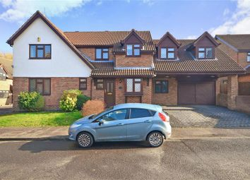 Thumbnail 5 bed detached house for sale in Paget Drive, Billericay, Essex