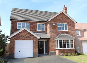 Thumbnail 5 bed detached house for sale in Plot 14, The Duchess, Sycamore Gardens, Cherry Lane, Wootton, North Lincolnshire