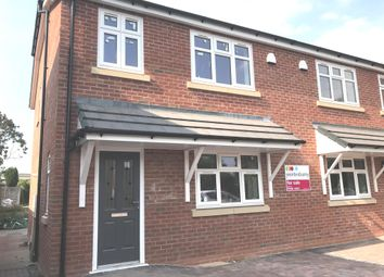 Thumbnail 3 bed semi-detached house for sale in Chapel Street, Wincham, Northwich