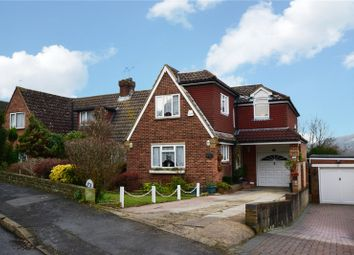Thumbnail 4 bed semi-detached house for sale in Pollyhaugh, Eynsford, Kent