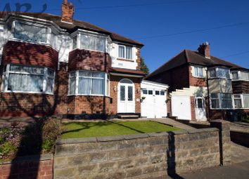 Thumbnail 3 bed semi-detached house for sale in Brookvale Road, Erdington, Birmingham