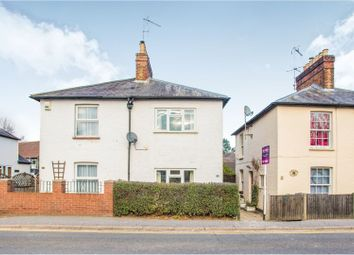 Thumbnail 2 bed semi-detached house for sale in Guildford Road, Bagshot