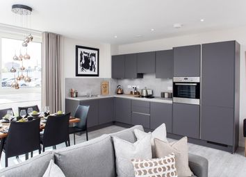 "Thumbnail 1 bed flat for sale in ""Chapman House"" at Station Parade, Green Street, London"
