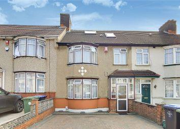 Thumbnail 4 bed terraced house for sale in Woodstock Road, Wembley