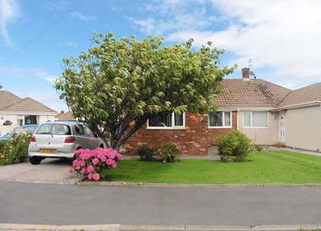 Thumbnail 2 bedroom semi-detached bungalow for sale in Hermon Avenue, Thornton-Cleveleys