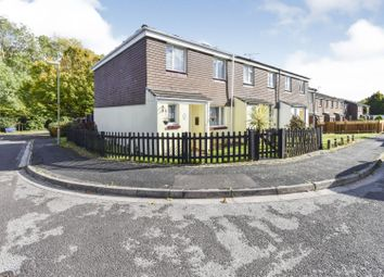 Woodsedge, Waterlooville PO7. 3 bed end terrace house for sale