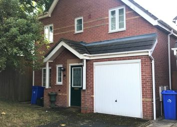 Thumbnail 4 bedroom detached house to rent in Forsyth Close, Hartshill, Stoke-On-Trent