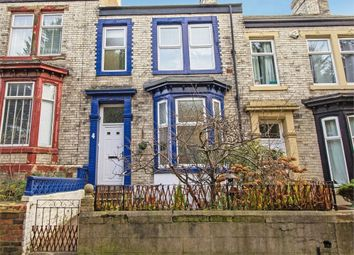 Thumbnail 5 bed terraced house for sale in Broughton Road, South Shields, Tyne And Wear