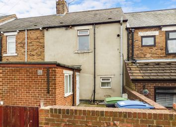 Thumbnail 2 bedroom terraced house for sale in Oswald Street, Craghead, Stanley