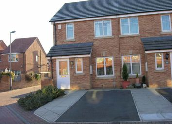 Thumbnail 2 bed town house to rent in Gleneagles Court, Normanton