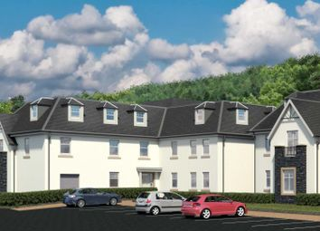 Thumbnail 2 bed flat to rent in Hydro Gardens, Peebles