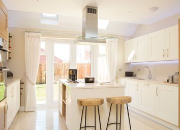 """Thumbnail 4 bed semi-detached house for sale in """"The Hanwell"""" at Bretch Hill, Banbury"""