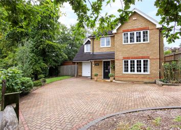 Thumbnail 4 bed detached house for sale in Long Hill Road, Bracknell, Berkshire