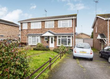 Thumbnail 3 bed semi-detached house for sale in Rowan Walk, Eastwood, Leigh-On-Sea