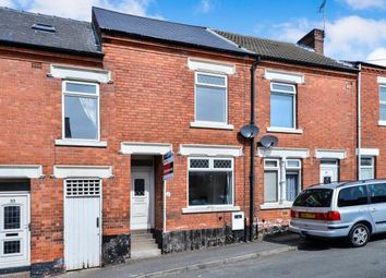 Thumbnail 2 bed terraced house for sale in Linden Street, Mansfield, Nottinghamshire