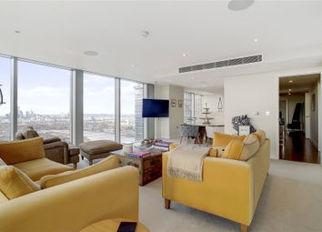 Thumbnail 3 bed flat for sale in Marsh Wall, London