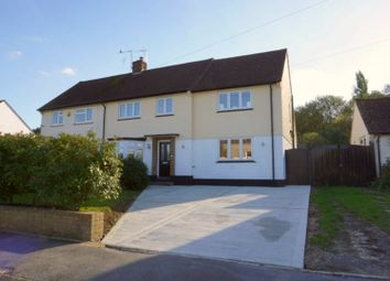 Thumbnail 4 bed semi-detached house for sale in Woodside Road, Sevenoaks