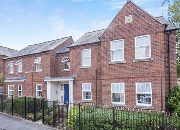 Thumbnail 2 bed flat for sale in Consul House Factory Road, Hinckley
