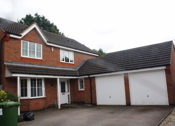 Thumbnail 4 bed property to rent in Burton Close, Lutterworth