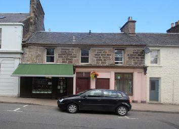 Thumbnail 1 bed flat for sale in 40, High Street, Flat 1, Newburgh, Cupar, Fife KY146Aq