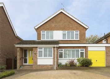 Thumbnail 5 bedroom detached house for sale in Longmead Avenue, Great Baddow, Essex