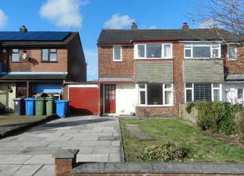 Thumbnail 3 bed semi-detached house to rent in Ribble Close, Culcheth, Warrington, Cheshire