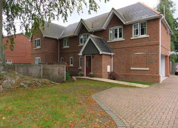 Thumbnail 1 bed flat to rent in Beech Tree Court, Elvetham Heath, Fleet