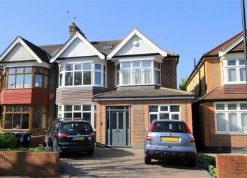 Thumbnail 5 bed semi-detached house for sale in Park Drive, London