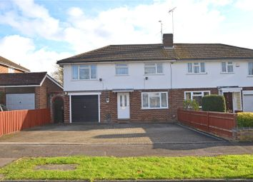 Thumbnail 4 bedroom semi-detached house for sale in Ainsdale Crescent, Reading, Berkshire
