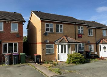 Thumbnail 2 bedroom flat for sale in St. Giles Close, Arleston, Telford