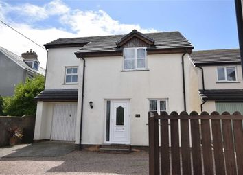 Thumbnail 3 bed detached house for sale in Louise Court, Town Park, Torrington