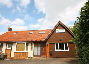 Thumbnail 4 bed semi-detached bungalow to rent in Hillcrest Approach, Bramford, Ipswich, Suffolk