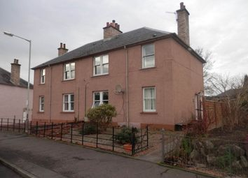 Thumbnail 1 bed flat to rent in Darnhall Crescent, Perth