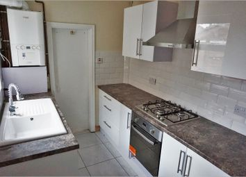 Thumbnail 3 bed terraced house to rent in Balfour Road, Derby